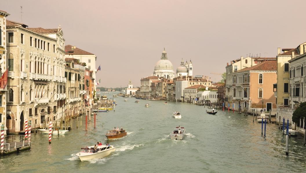 Crucero privado por el Gran Canal