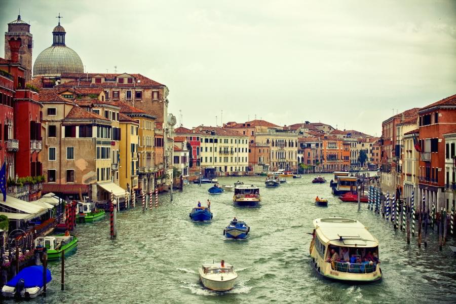 Billetes y bonos de transporte en Venecia