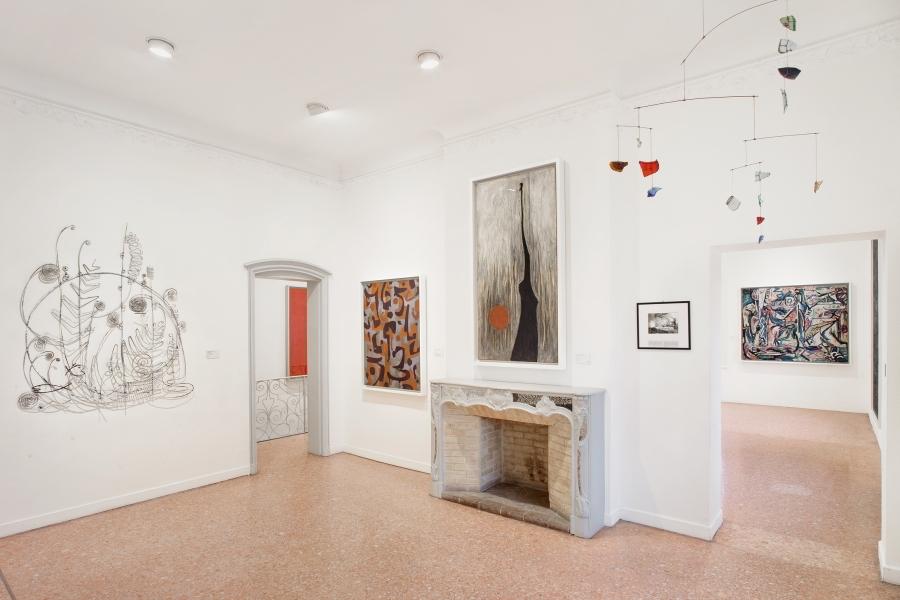 Habitación de Peggy - Colección Peggy Guggenheim