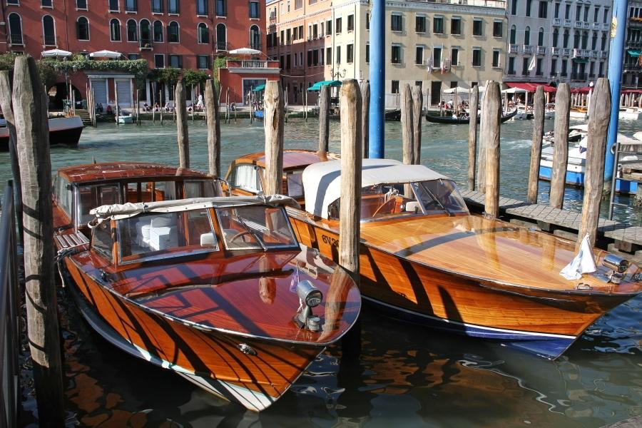 Traslado del Aeropuerto Marco Polo al centro de Venecia