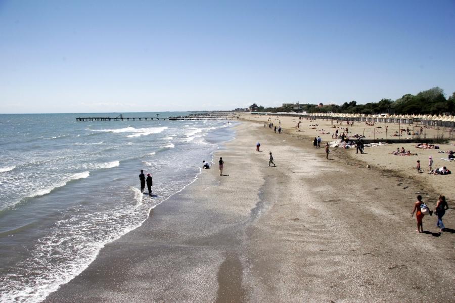 Playa del Lido de Venecia