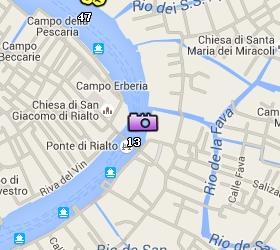 Situación del Puente Rialto
