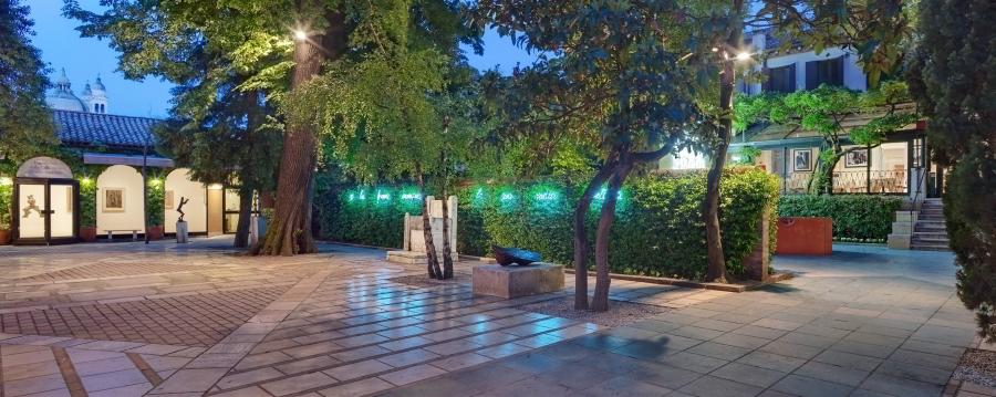 Jardín de la Escultura de Nasher