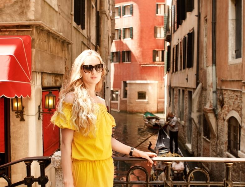 Recorrido a pie por Venecia con paseo en góndola