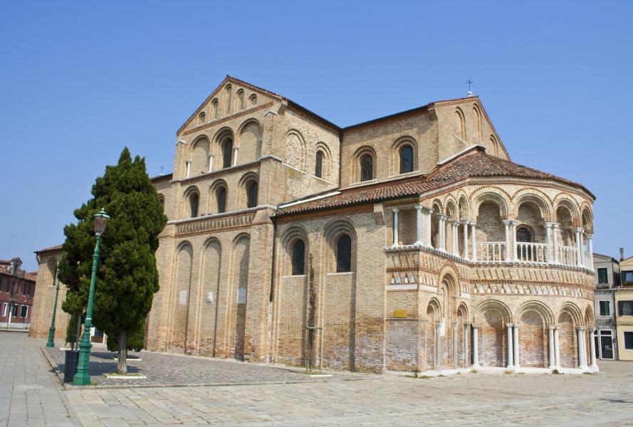 Iglesia de Santa Maria y San Donato, Murano