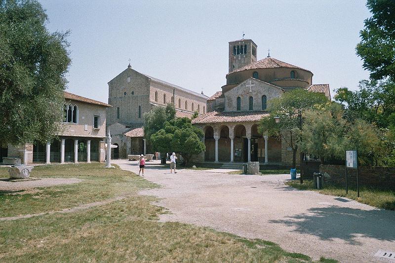 Iglesia de Santa Fosca y Catedral de la Asunción