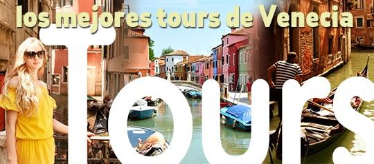 Tours y visitas guiadas en Venecia