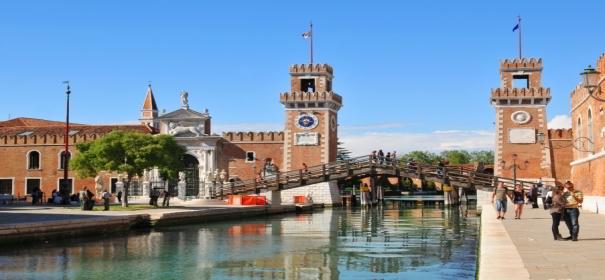 Distritos de Venecia